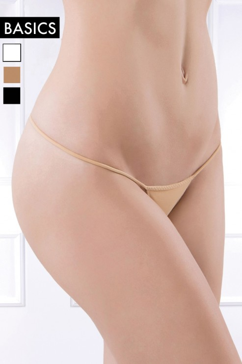 Cotton Club Basics - G-String Nina - Haut