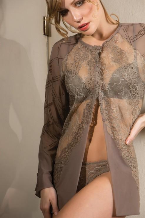 Cotton Club - Pyjama Top - Sicura
