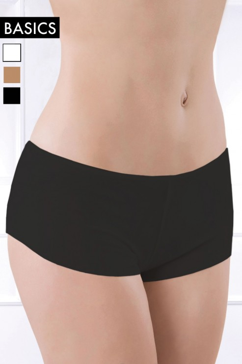 Cotton Club Basics - Panty Veronica - Schwarz