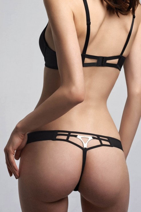 Marlies Dekkers - Triangle G-String - Schwarz
