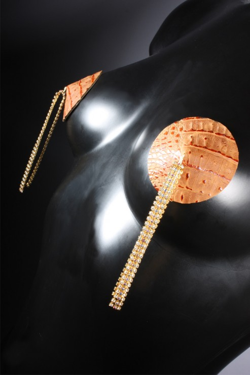 Boudesque Nippel Pasties - Burlesque Pasties - B3