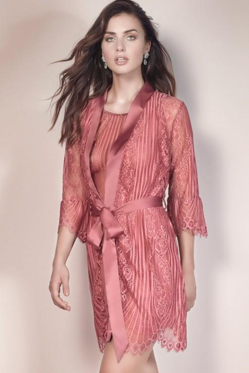 Escora - Josephine Kimono - Rosa