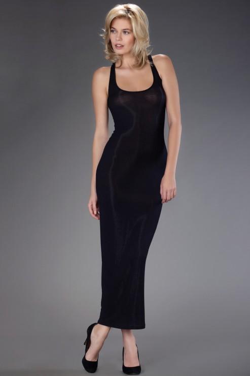 Maison Close - Bellevue Dress - Schwarz