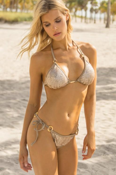 Eniqua - Twinkle Breeze - Triangel Bikini Set