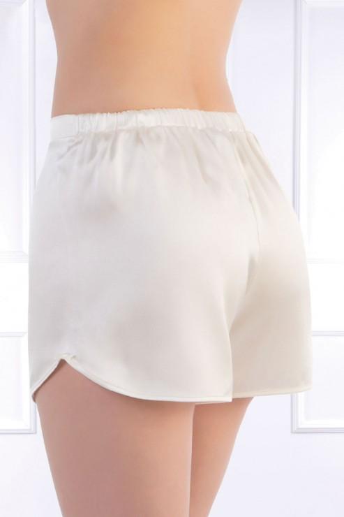 Cotton Club Seide - Shorts Energico - Champagner