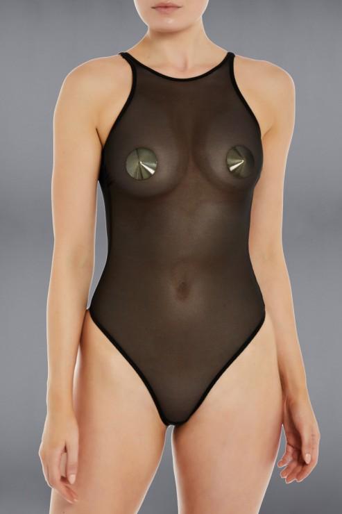 Bordelle Lingerie - Ula Body - Schwarz