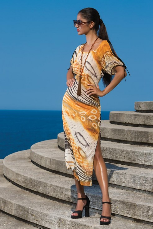 Cotton Club Beach - Strandkleid Tunika - 8ZH