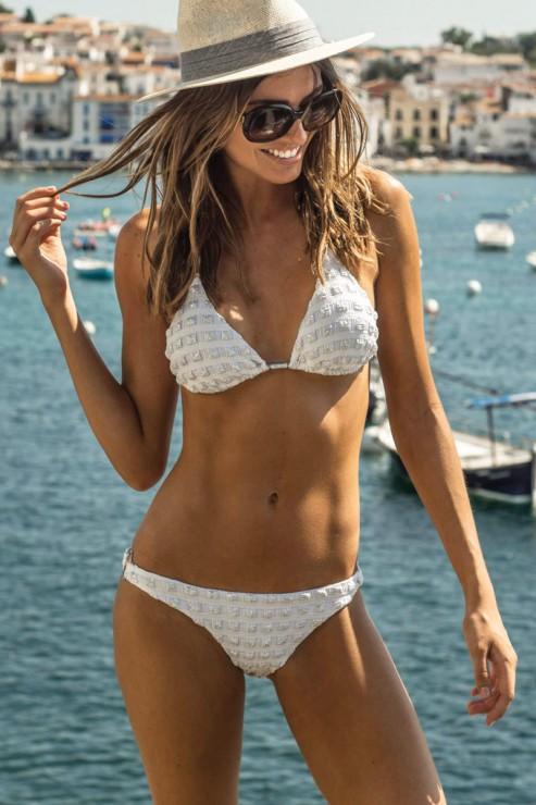 Eniqua - Fluffy Square - Triangel Bikini