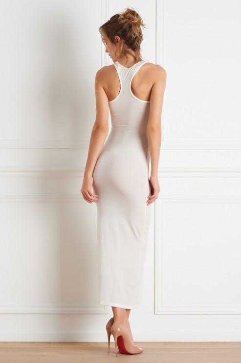 Maison Close - Bellevue Dress - Chamagner