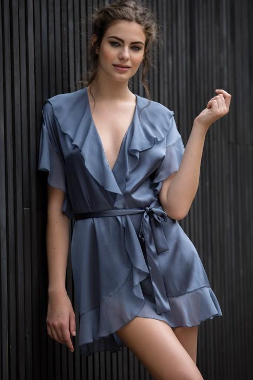 Marjolaine - Seiden Kimono - 4ETE2001-0098
