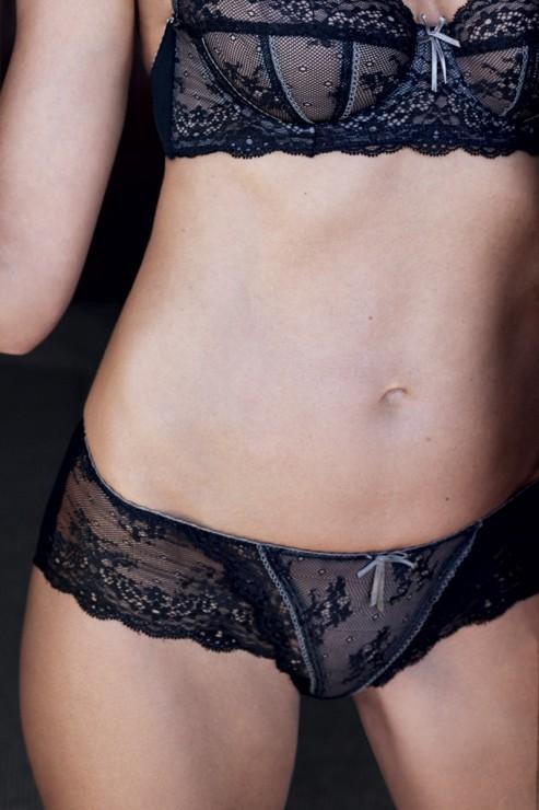 Heidi Klum Intimates - Panty - Sofia Jet Pewter
