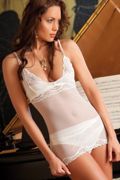 Cotton Club - Lingerie Top - Colombina