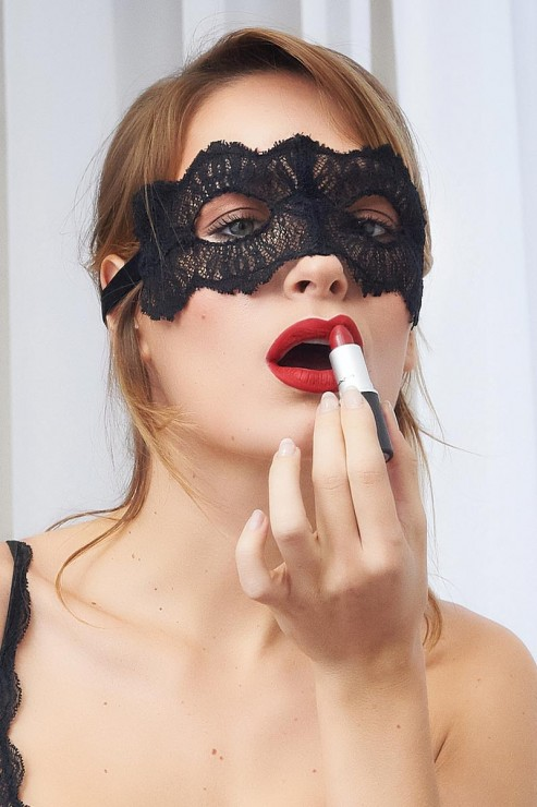 Maison Close - Les Sublime Maske - Schwarz