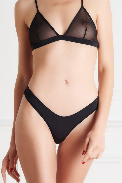 Maison Close - Pure Tentation String - Schwarz